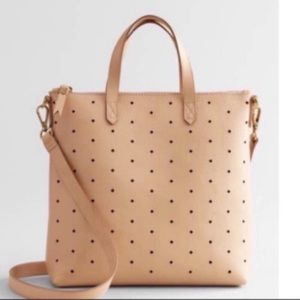 Madewell Mini Transport Perforated Crossbody Bag